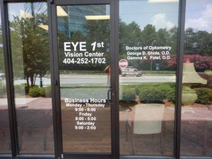 window graphics in Lake Forest IL