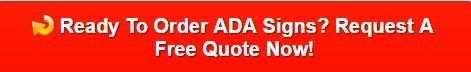 Custom ADA Signs