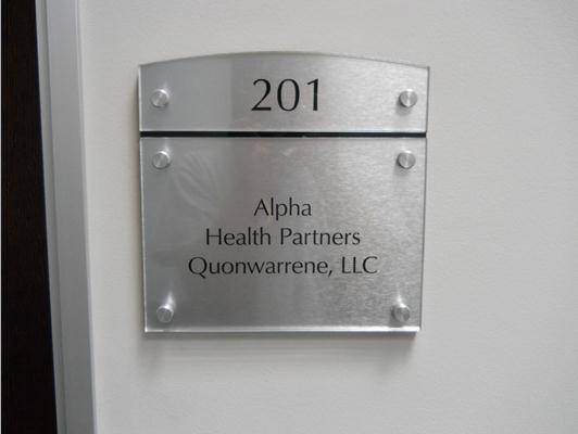 custom door signs