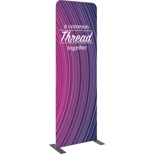 New Fabric Banner Displays
