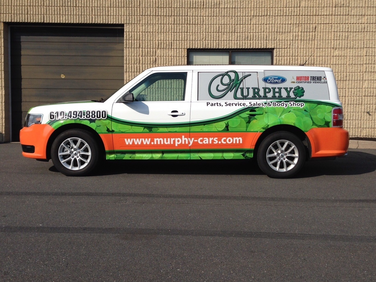 Commercial Vehicle Wraps Lake Bluff Lake Forest Chicago